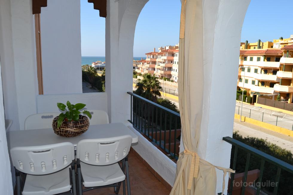 Alquiler apartamento en Atlanterra Playa, Zahara