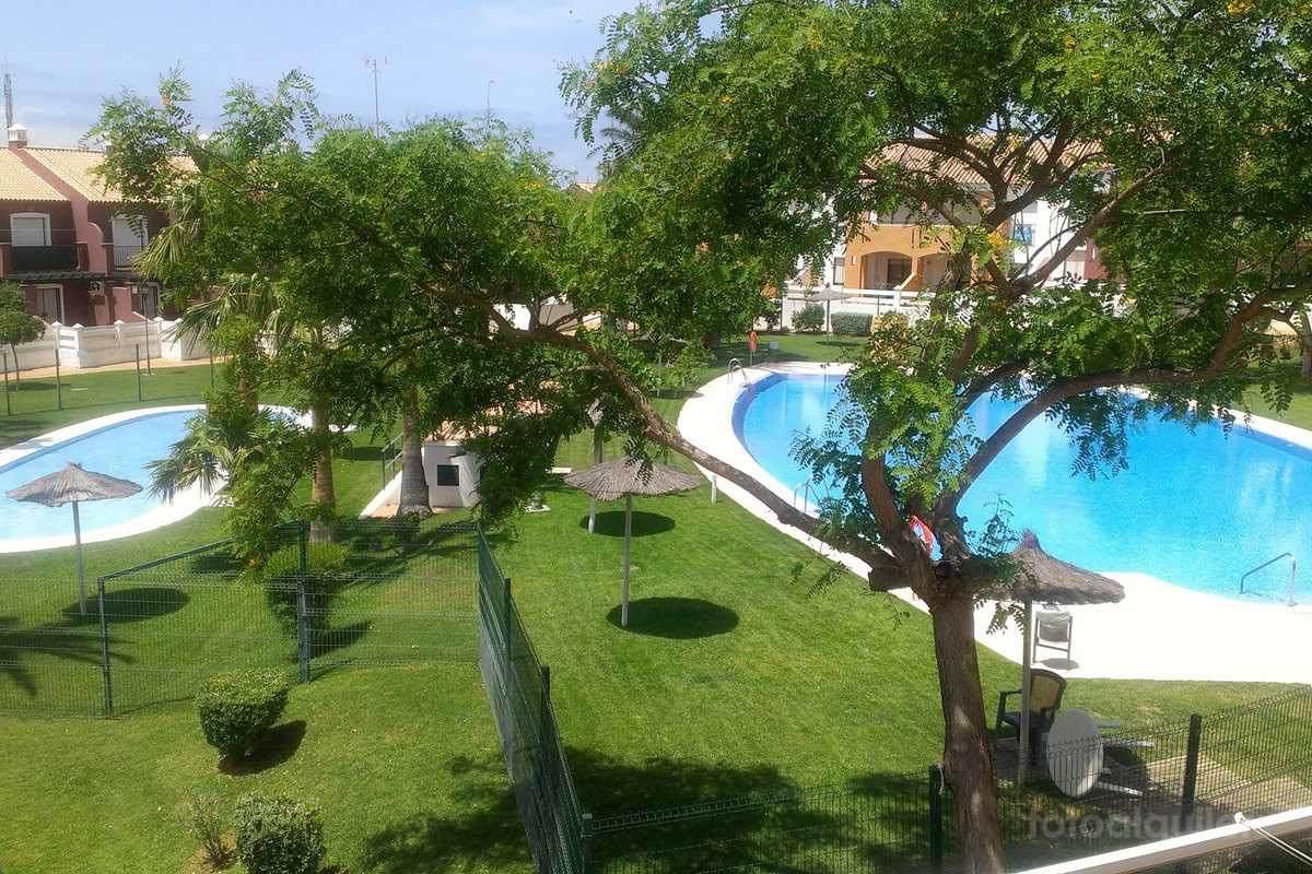 Apartamento para 4 personas en Chiclana, Residencial Aldea del Coto