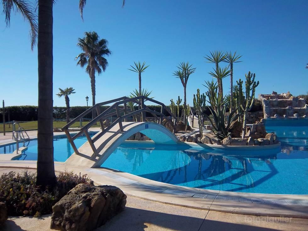 Apartamento con piscina en Zahara de los Atunes