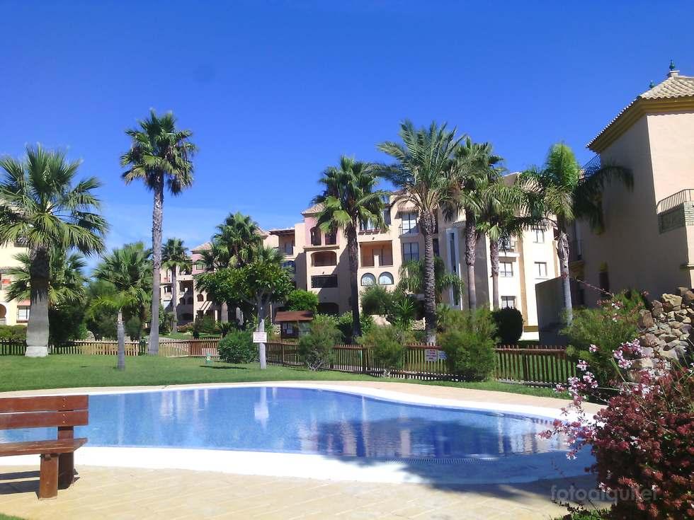 Zahara, apartamento en primera linea, Urbanización Jardines de Zahara
