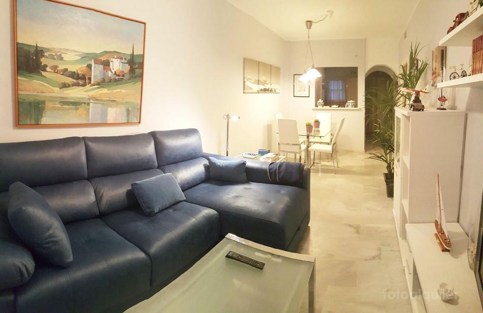 Costa Ballena alquiler apartamento dos dormitorios con vistas al mar, Rota