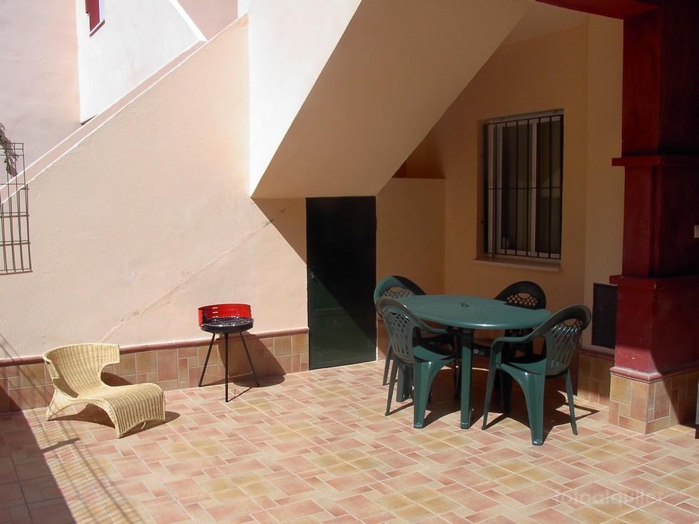Apartamento en planta baja con patio en Las Villas de Islantilla, Islantilla