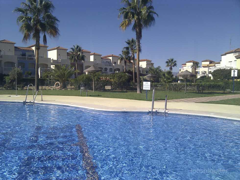 Alquiler apartamento en Vera, Urbanización Torremar Natura
