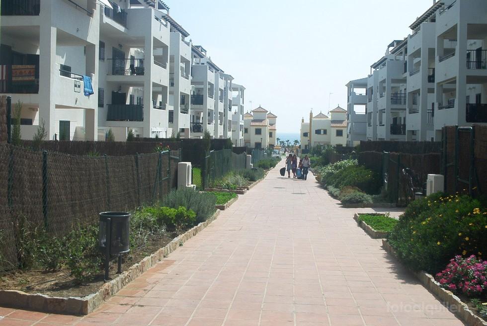 Alquiler ático en Urbanización Almadraba, Zahara de los Atunes