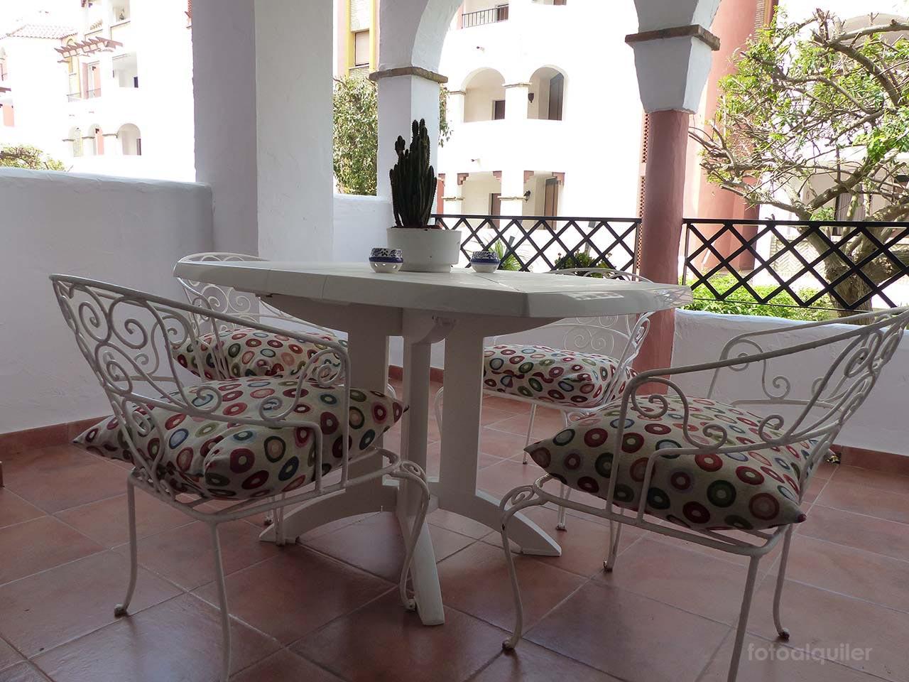 Piso de dos dormitorios en Atlanterra Sol en Zahara de los Atunes