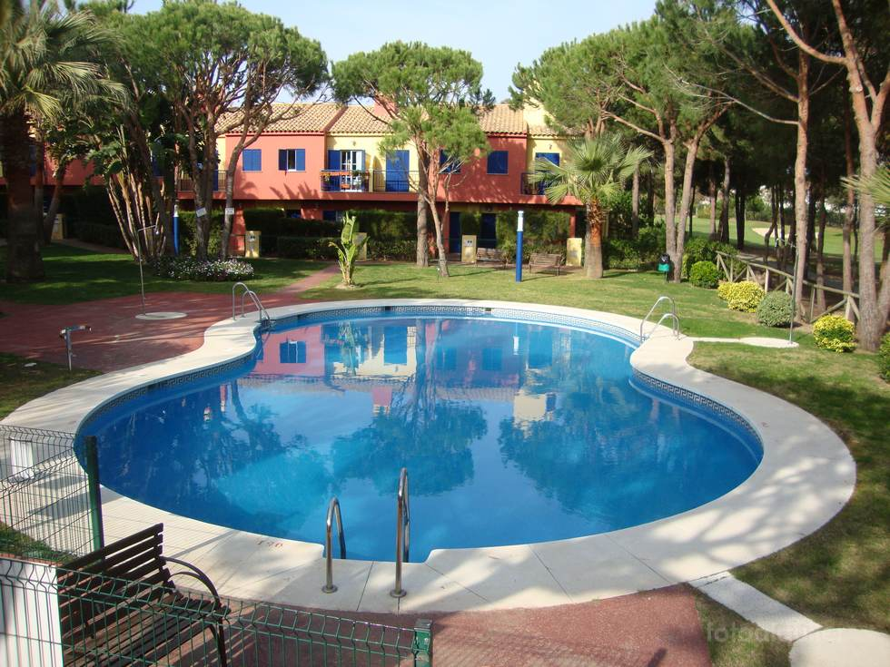 Apartamento dos dormitorios en Islantilla, Hoyo 26 del Campo de Golf