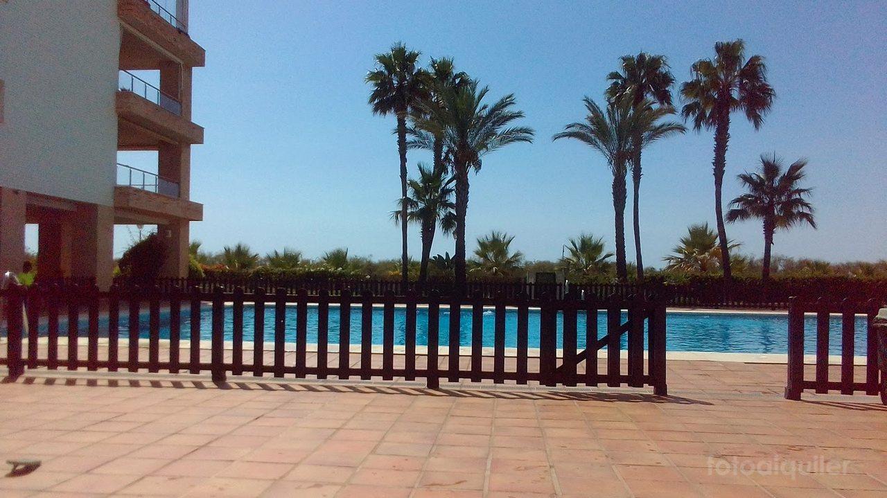 Alquiler apartamento con acceso directo a la playa en Ayamonte