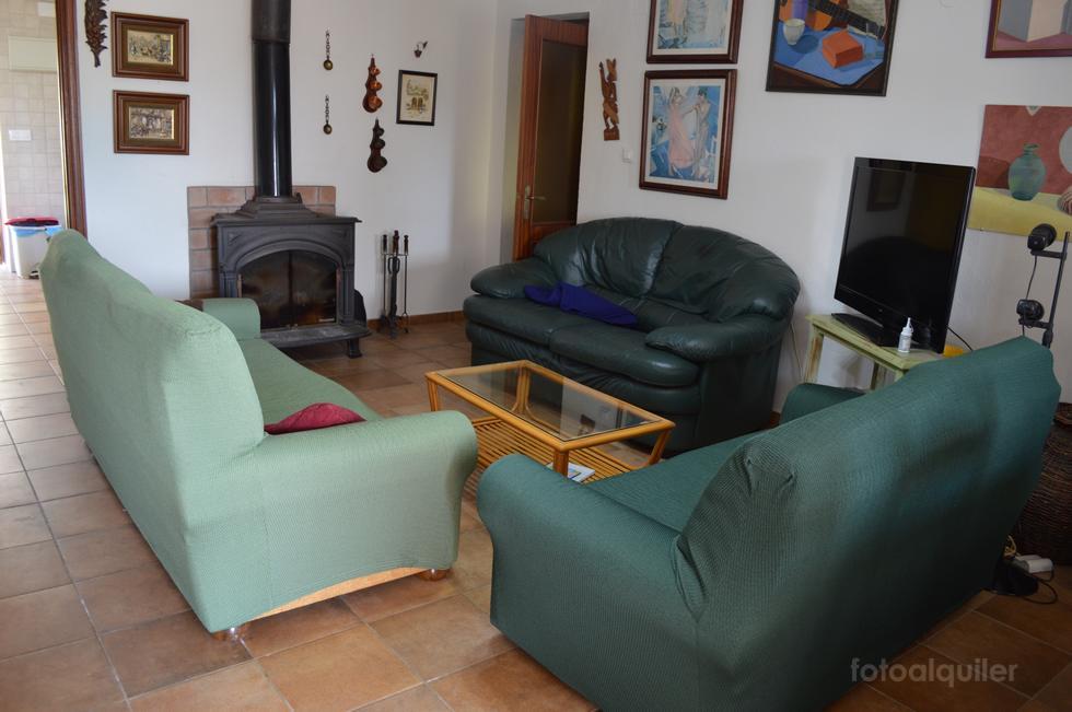 Chalet con 4 dormitorios y piscina en Conil de la Frontera