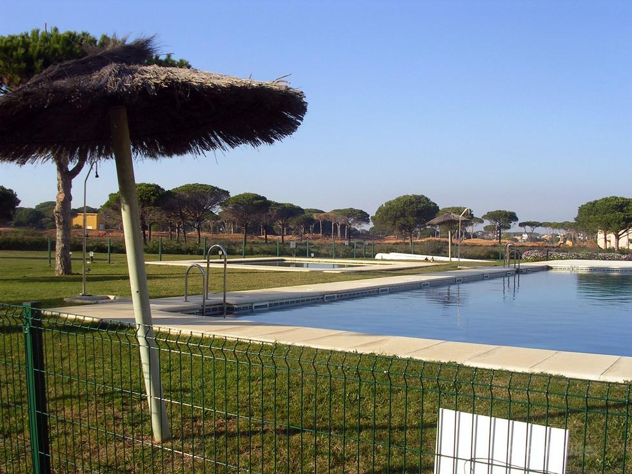 Apartamento con jardín en Chiclana, La Loma del Novo Sancti Petri