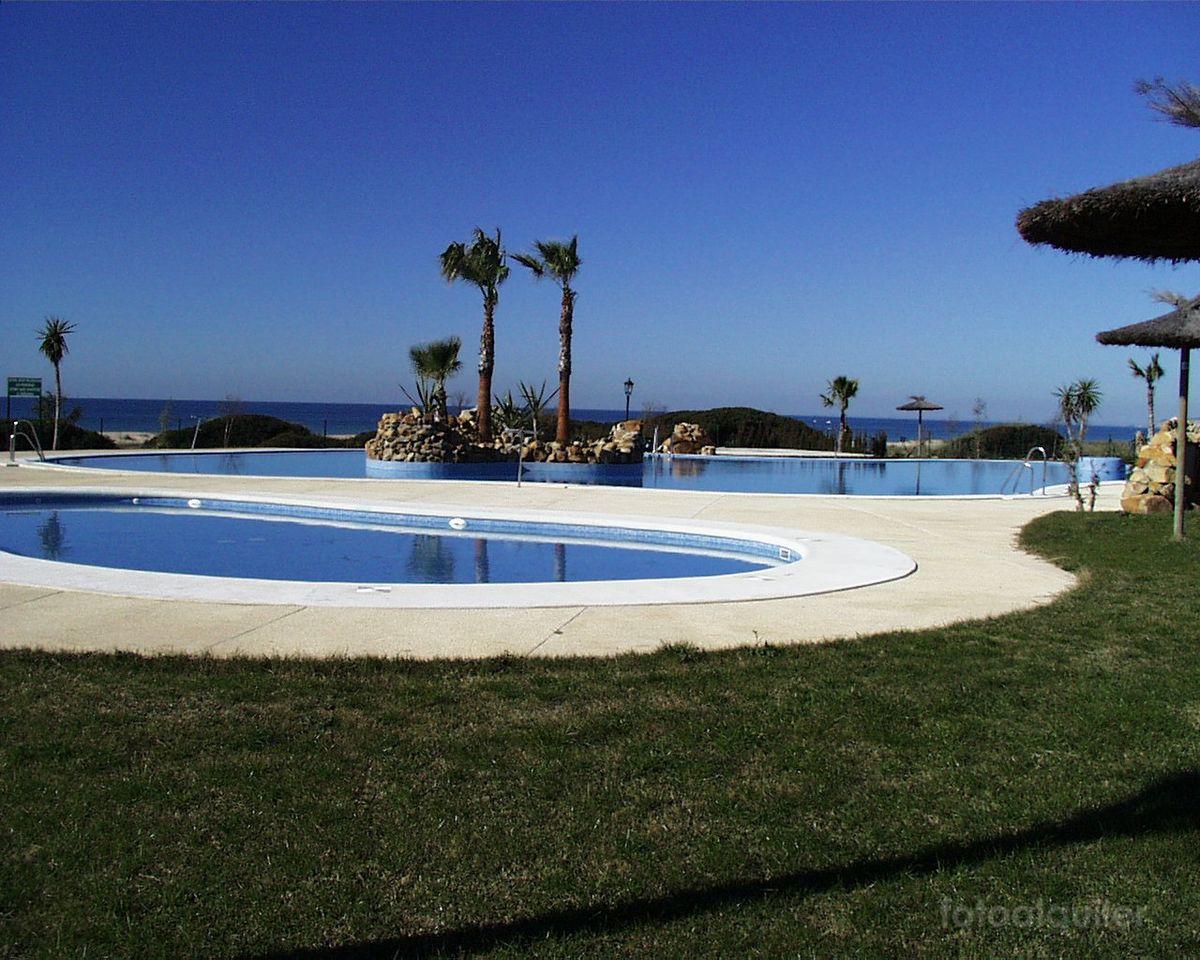 Apartamento vacaciones en primera línea de playa en Zahara de los Atunes