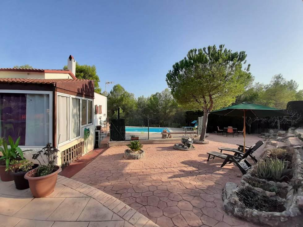 Abeles´Home, villa en Masllorenç, Tarragona