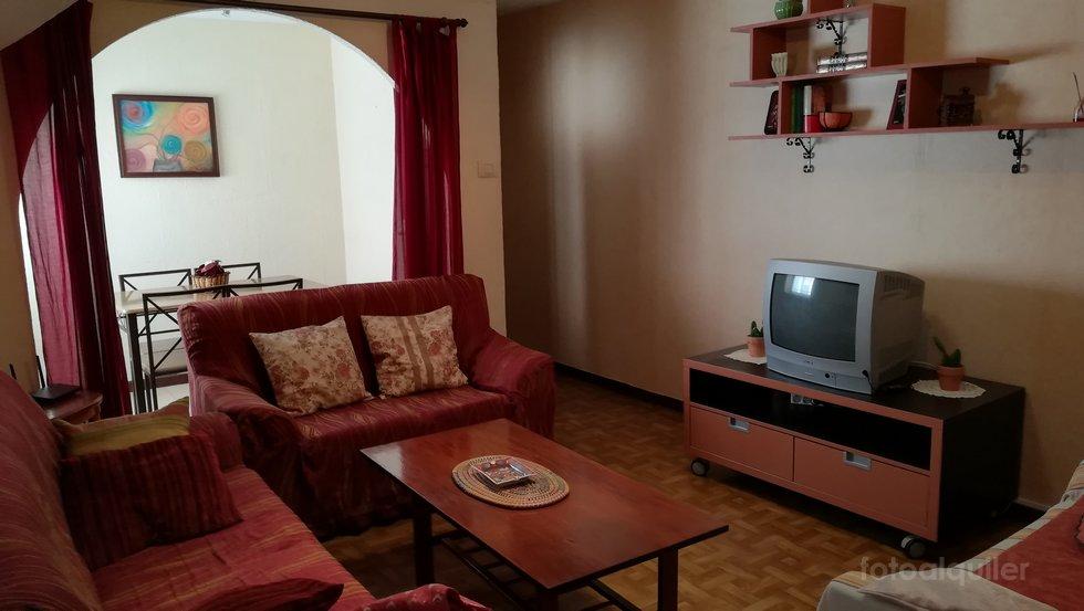Alquiler de piso en A Coruña capital, cerca de la playa de Riazor