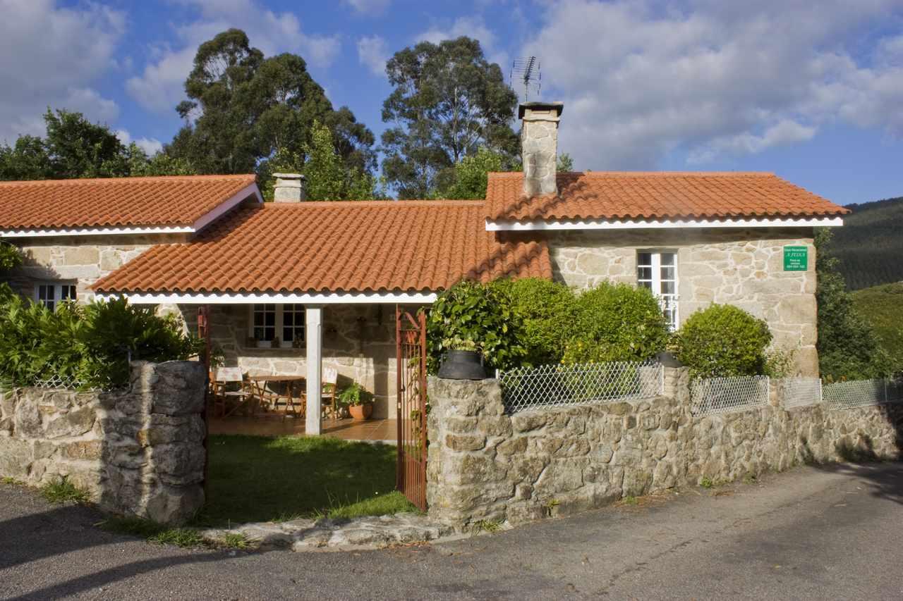 Casa rural A Feixa en Pontevedra, A Lama