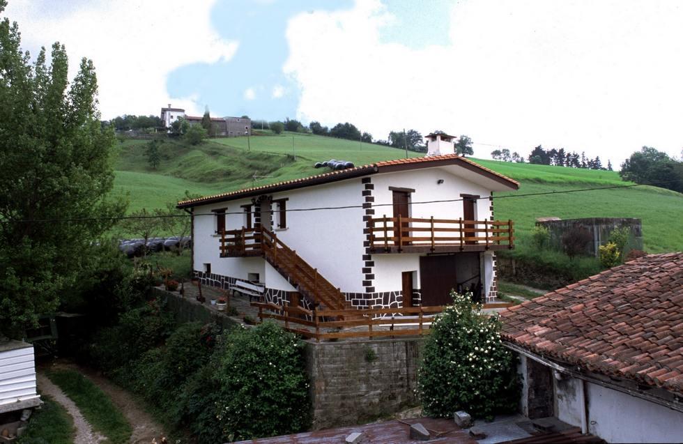 Agroturismo Caserío Agerresoro Haundi en Aia, Guipuzcoa