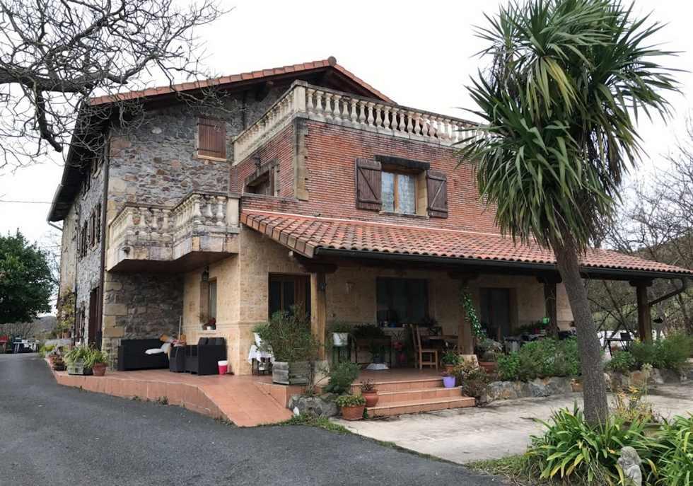 Casa rural Agroturismo Torrea, San Sebastián, Donostia, Guipúzcoa