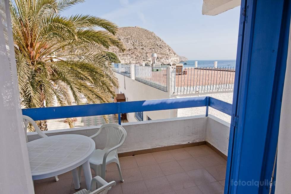 Apartamento en primera línea de playa, Agua Amarga, Níjar, Almería, ref.: agua-amarga11168