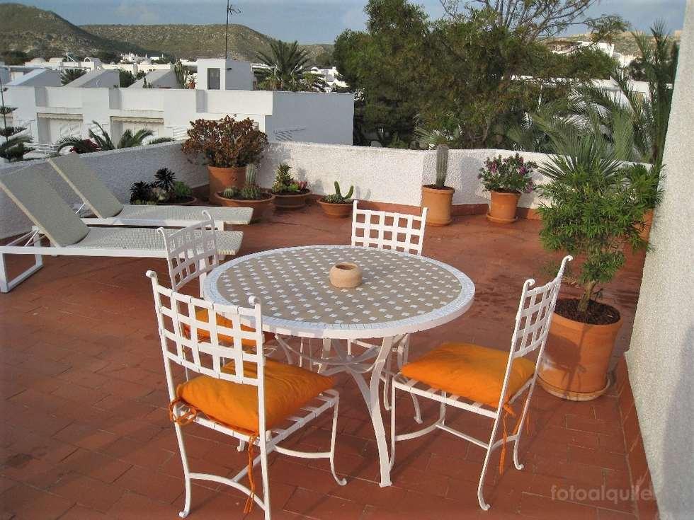 Apartamento primera línea de playa en Agua Amarga, Almería