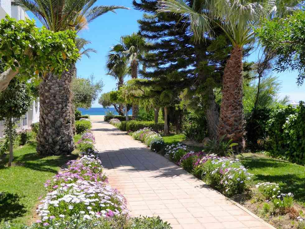 Apartamento en primera línea de playa, Agua Amarga, Almeria, ref.: aguaamarga1187