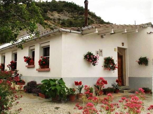 Casas rurales Agustín en La Puebla de Roda, Huesca