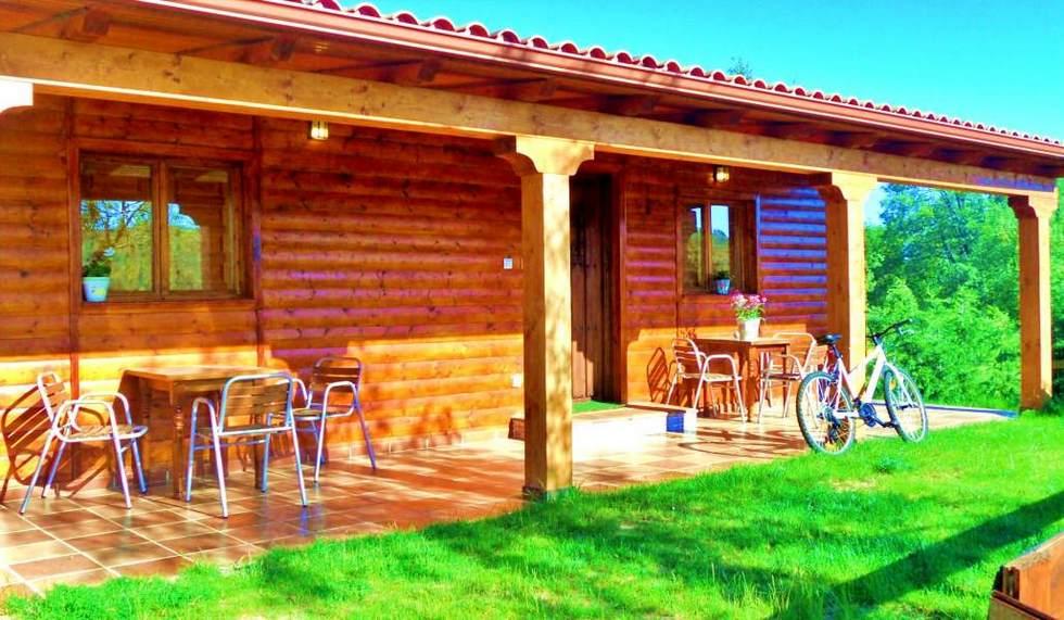 Casa Rural Al pie del sauce, casa rural para 8 personas cerca de Atapuerca, en Burgos,  Mozoncillos de Juarros