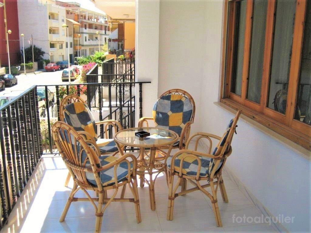 Apartamento en el centro de Alcocéber, Castellón