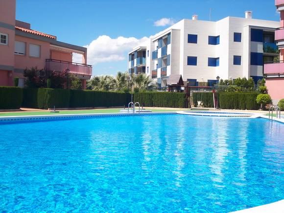 Alquiler de apartamento en la urbanización Novavita, Alcocéber, Castellón, ref.: alcoceber2872