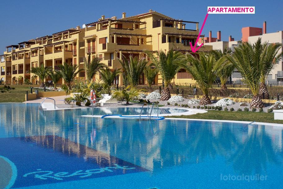 Apartamento primera línea, Urbanización Beach Resort, Alcocéber, Castellón, ref.: alcoceber4452