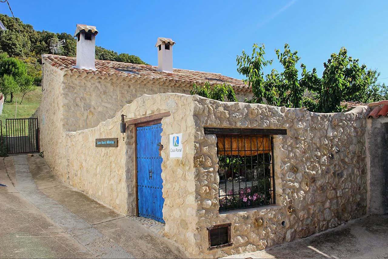 Casa Rural Alkaras en Santiago-Pontones, Sierra de Cazorla, Jaén