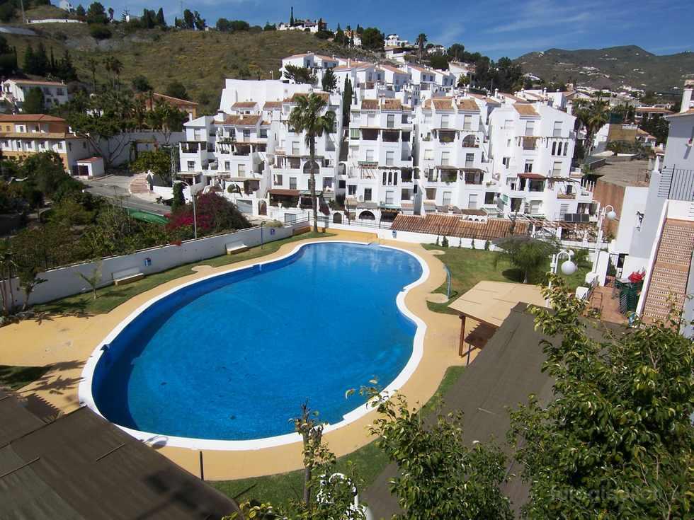 Apartamento dúplex en Almuñécar, Velilla Park, Granada