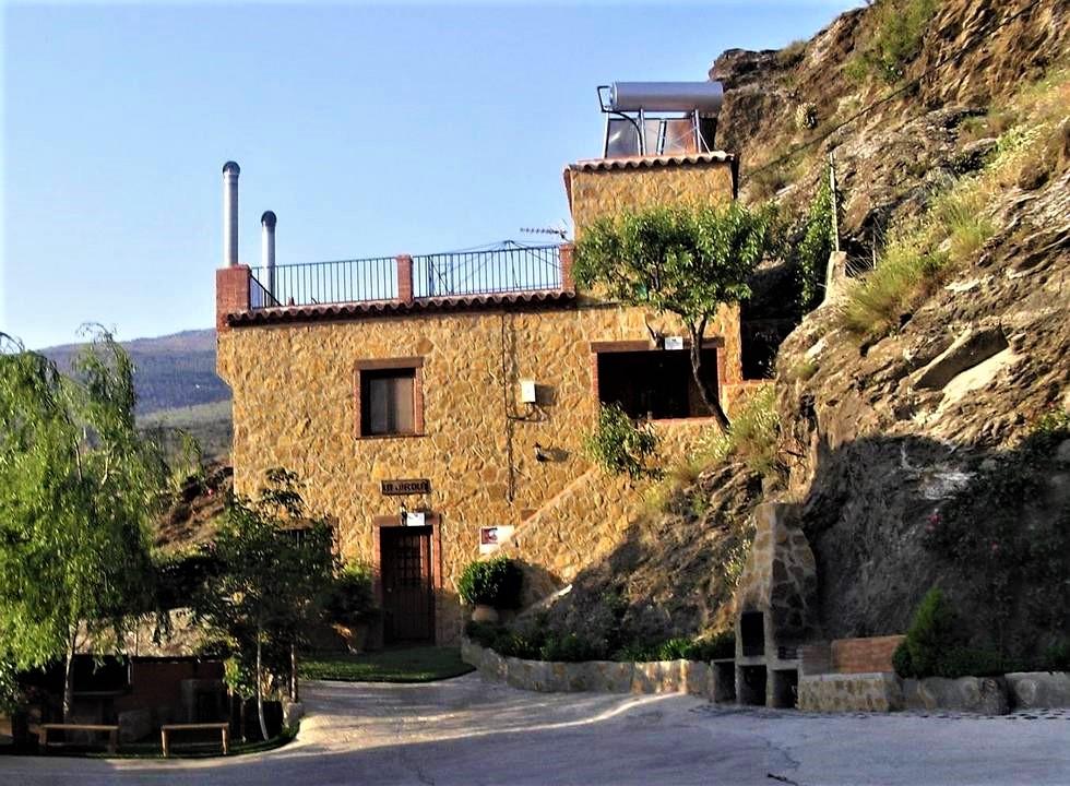 Alquiler de Alojamientos Rurales La Jirola en Abrucena, Almería.