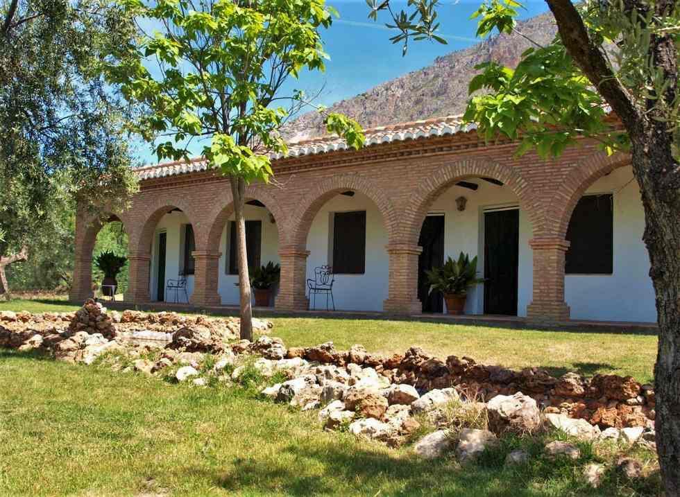 Hotel Rural Alquería de los Lentos, Nigüelas, Granada