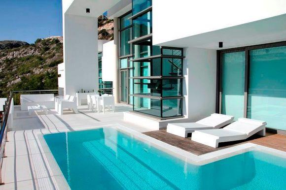 Alquiler de villa de lujo con piscina privada en Altea Hills, Altea, Alicante, ref.: altea-10810