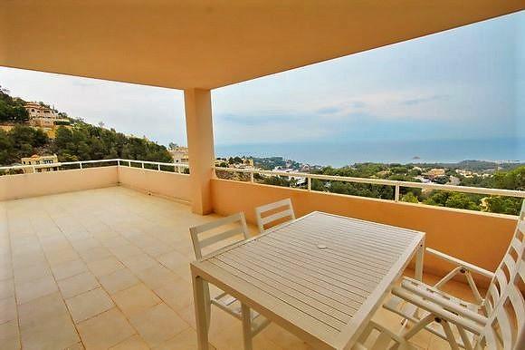 Alquiler de villa en el residencial Costa Dorada, Altea, Alicante, ref.: altea-10814