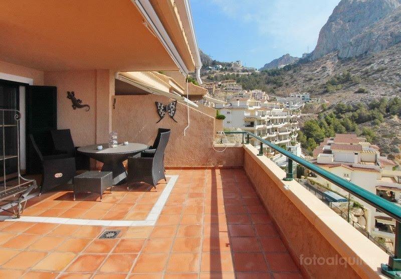 Alquiler de apartamento en Pueblo Mascarat, Altea, Alicante, ref.: altea-10821