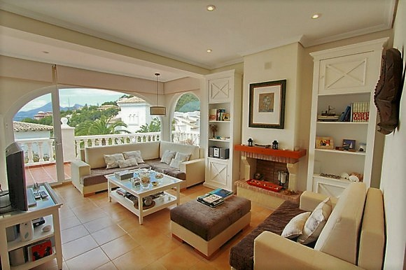 Alquiler de chalet adosado en Altea Hills, Altea, Alicante, ref.: altea-10822