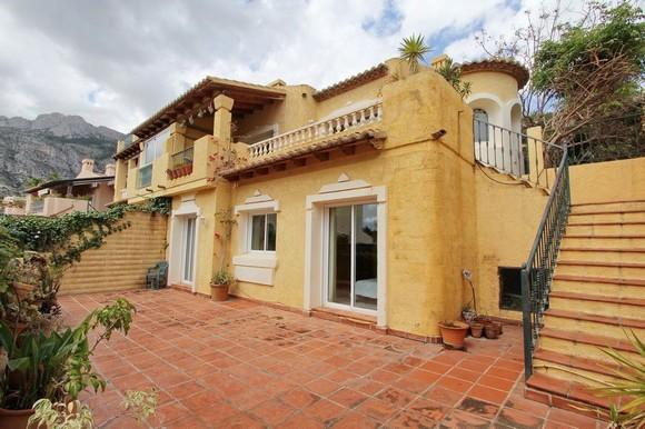 Alquiler de bungalow en Altea Hills, Altea, Alicante, ref.: altea-10824