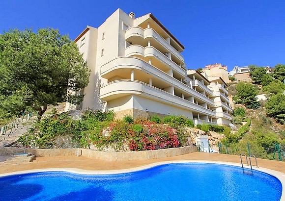 Alquiler de apartamento en Altea Hills, Altea, Alicant, ref.: altea-10825