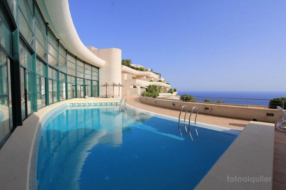 Alquiler de apartamento en el Residencial de lujo Bahía Altea 1 en Altea Hills, Altea, Alicante, ref.: altea-10830