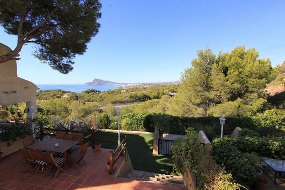 Alquiler de Bungalow en Altea Hills, Altea, Alicante, ref.: altea-10831