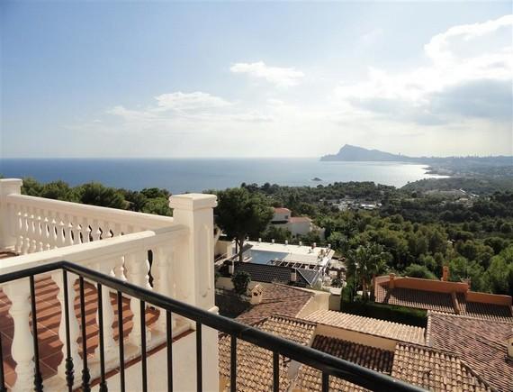 Alquiler de bungalow en Altea Hills, Altea, Alicante, ref.: altea-10837