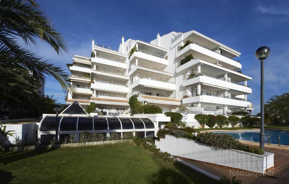 Alquiler apartamento en primera línea en Altea, Cap Negret, Alicante