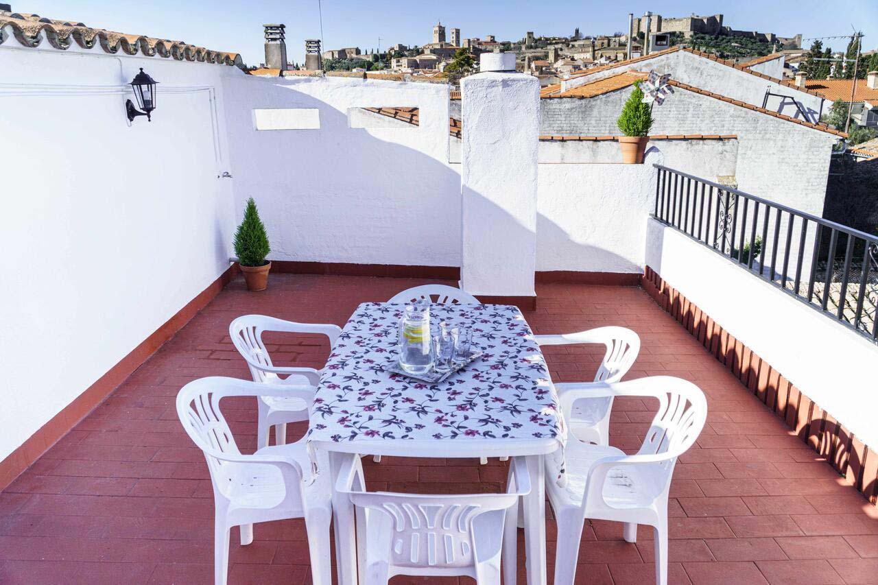 Campillo 23, Apartamento en Trujillo, Cáceres