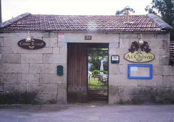 Casa Rural As Chivas, Redondela, Pontevedra