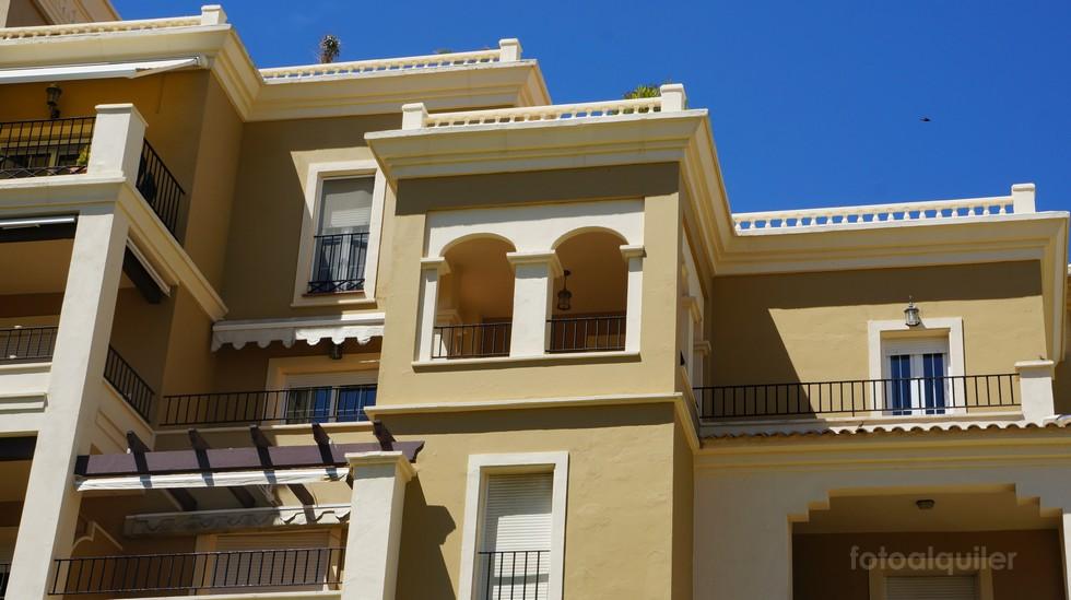 Apartamento tres dormitorios en primera linea en Isla Canela, Urbanización Canela Park
