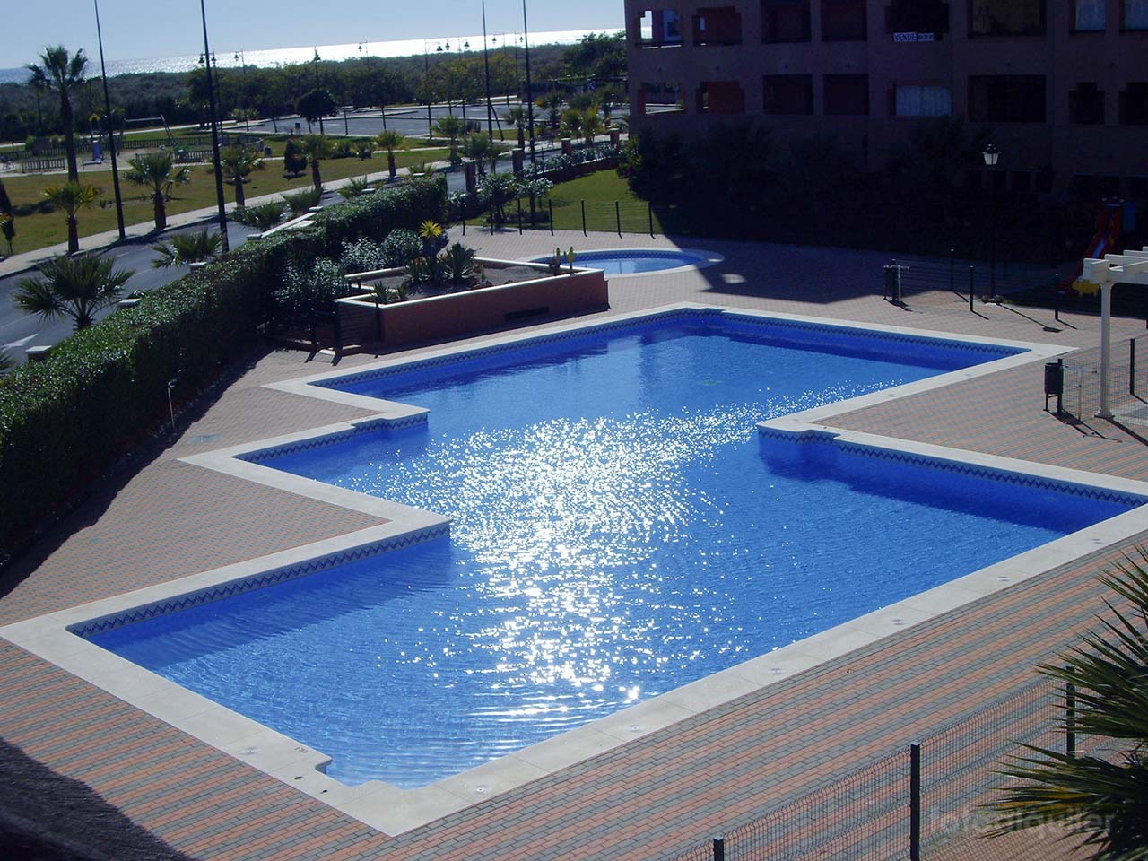 Apartamento en primera linea, Urbanización Playa Verde, Punta del Moral, Ayamonte
