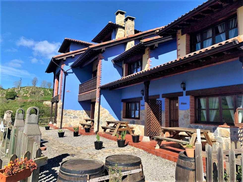 Balcón del Marqués, apartamentos rurales en Cangas de Onís, Asturia
