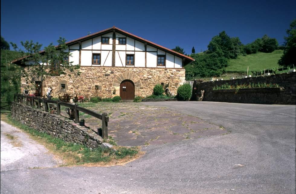 Alquiler de Agroturismo Baztarretxe en Berastegi, Guipúzcoa