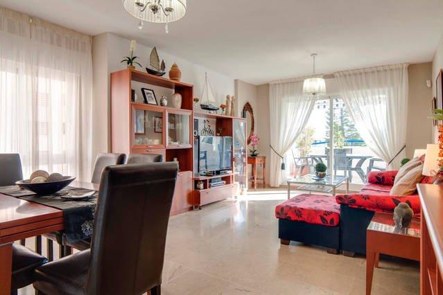 Alquiler apartamento en Puerto Marina en Benalmadena, Málaga