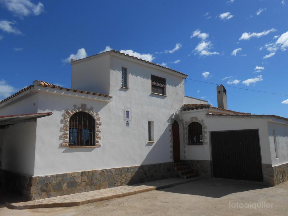 Alquiler de casa para 7 personas en Benicarló, Castellón. Playa de La Caracola, ref.: benicarlo-11206