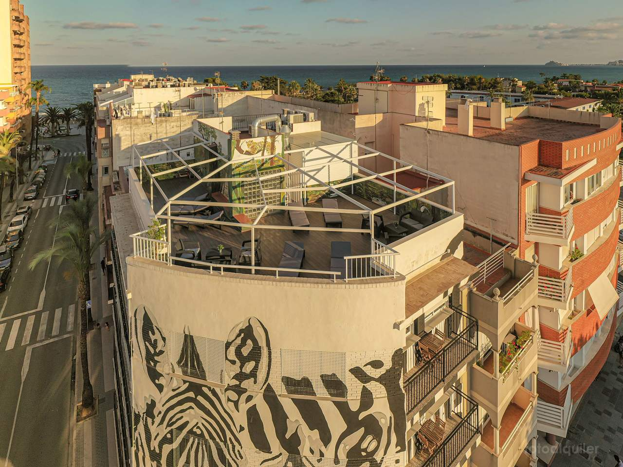 Apartamentos Las Cebras, apartamentos turísticos en Benicarló, Castellón